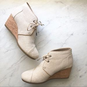 Tom's Ankle Booties